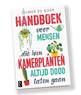 Kamerplanten boek