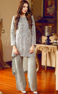Sana Salman / Riffat Eid Formal Wear Collection for Women 2016