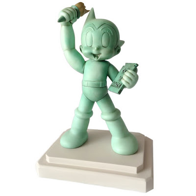 New York Comic Con 2016 Exclusive Astro Boy Statue of Liberty by ToyQube