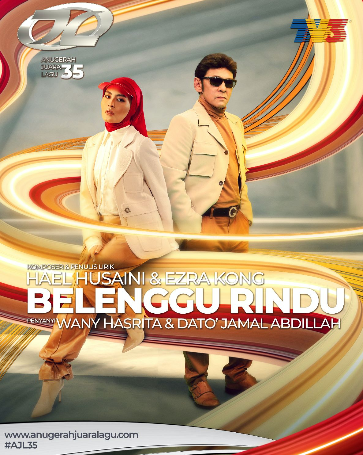 Belenggu Rindu - Wany Hasrita & Dato' Jamal Abdillah