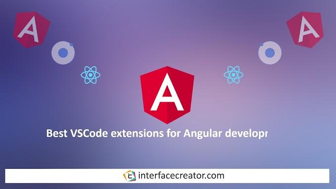 Best VSCode extensions for Angular development