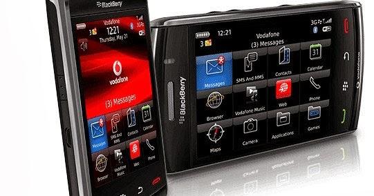 Blackberry 9520 Autoloader