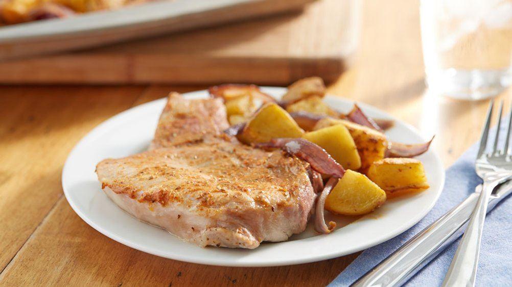Gina 39 s italian kitchen pork chop basics for Gina s italian kitchen