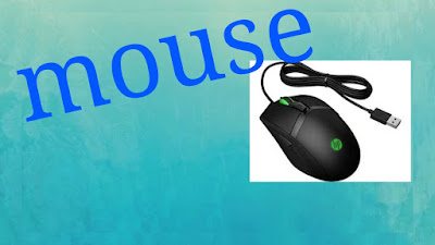 Mouse image for personal computer