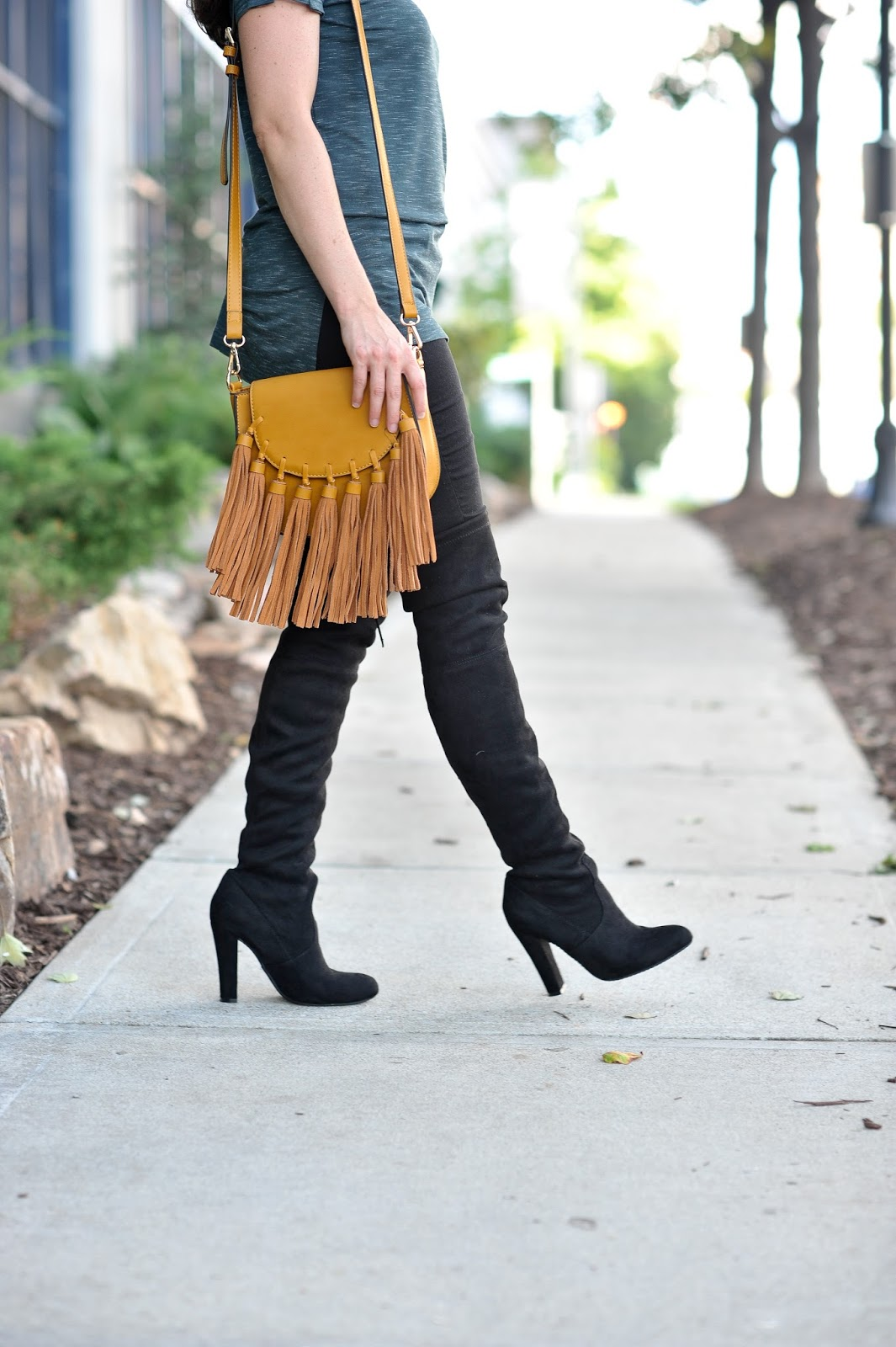 Stitch Fix Fringe Bag