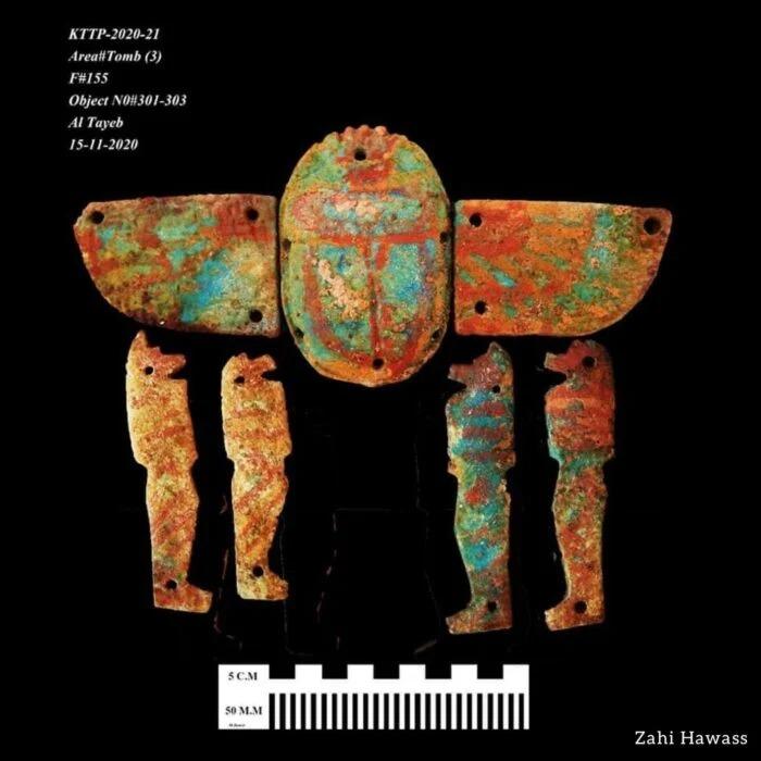 Arqueólogos encuentran la ciudad perdida de Luxor de 3,000 años de antigüedad