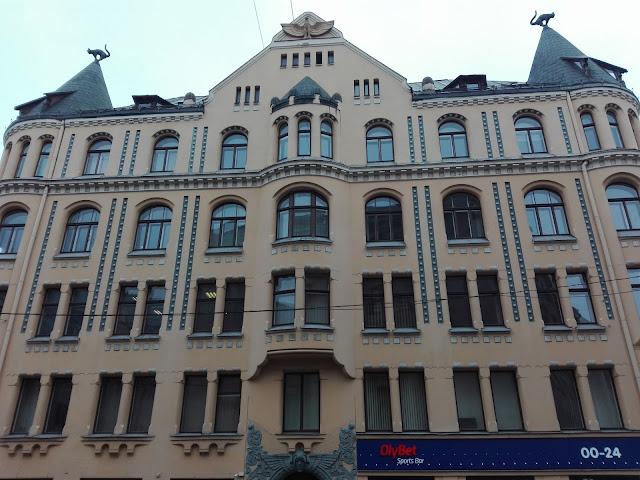 Casa de los Gatos (Riga) (@mibaulviajero)