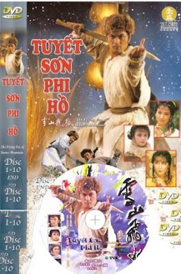 Poster phim: Tuyểt Sơn Phi Hồ (USLT) 1985