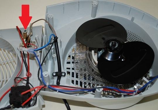 биметаллические пластины терморегулятора электрообогревателя