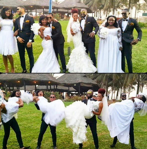i do ghanaian movie wedding scene pictures van vicker
