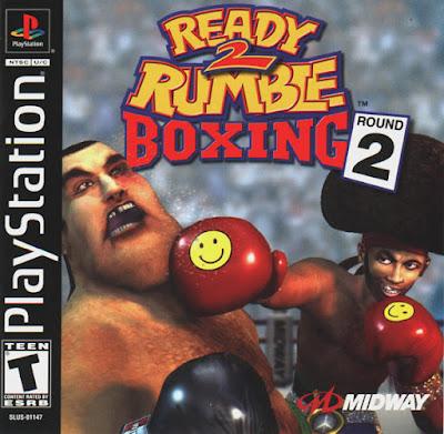 descargar ready 2 rumble boxing round 2 psx por mega