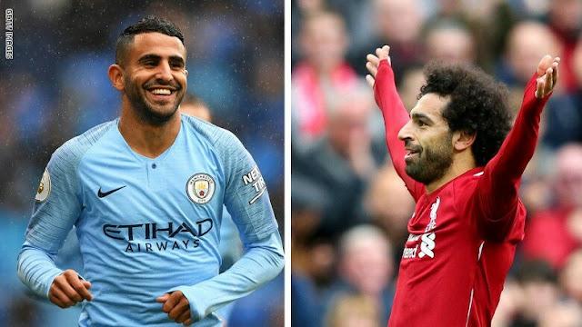 نجاح جديد لمحمد صلاح في قائمة أكثر 10 لاعبين أفارقة صناعة للأهداف بالبريميرليج.