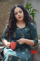 Nithya Menon promotes her latest movie in Green Tight Dress ~  Exclusive Galleries 046.jpg