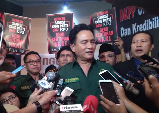 Kaget Yusril Jadi Pengacara Jokowi, Demokrat: Dia Tak Punya Integritas