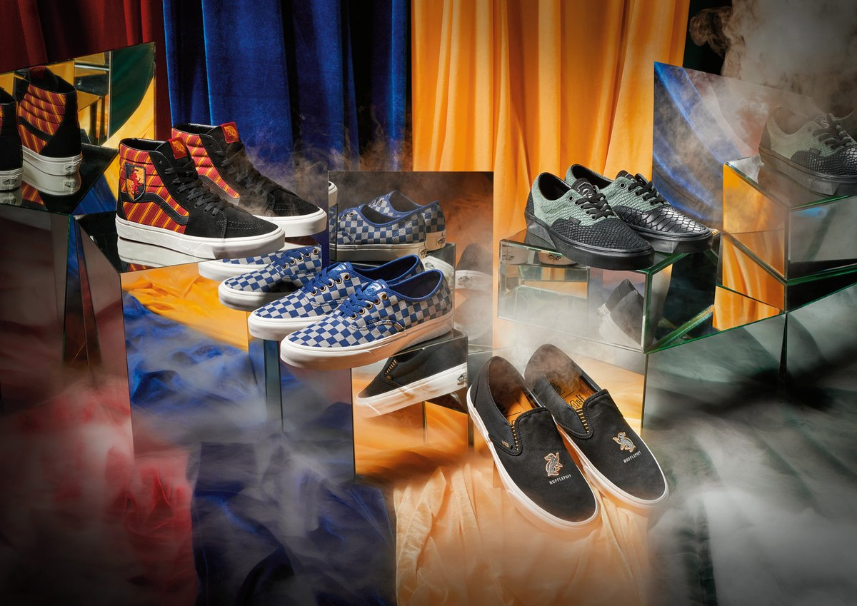 Harry Potter x Vans Collection