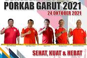 Resmi, Pekan Olahraga Kabupaten (PORKAB) Garut Dilaksanakan 24 Oktober 2021
