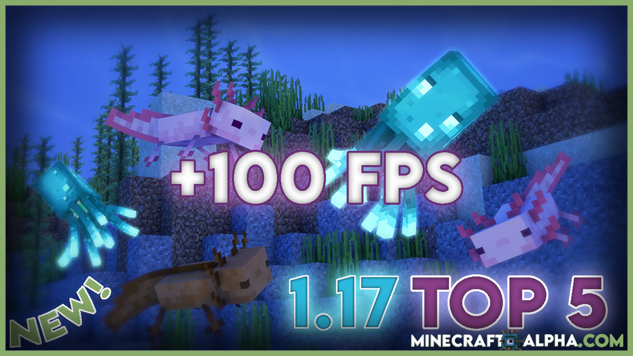 Fps Boost Texture Pack For Minecraft 1.17 - Latest Best High Resource Pack List