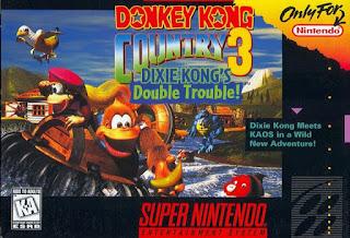 Jogo retro online Donkey Kong Country 3 Snes