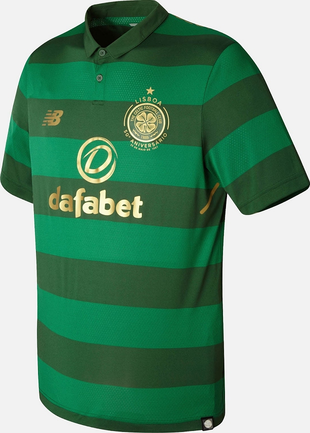 5e562b78f New Balance lança a nova camisa reserva do Celtic - Show de Camisas
