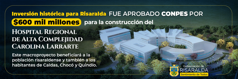 ESPACIO PUBLICITARIO GOBERNACION DE RISARALDA