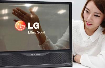 LG Garap Layar OLED yang Bisa Digulung