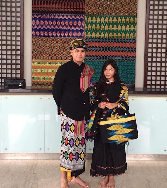 Pakaian Adat Provinsi Nusa Tenggara Barat