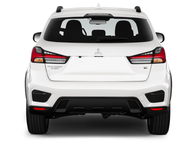 2021 Mitsubishi Outlander Sport Review