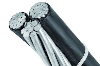 konduktor aluminium