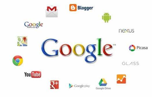 Penghasilan Google