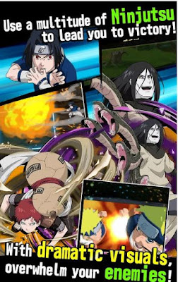 Ultimate Ninja Blazing APK3
