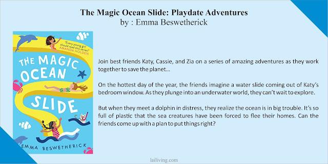 magic ocean slide