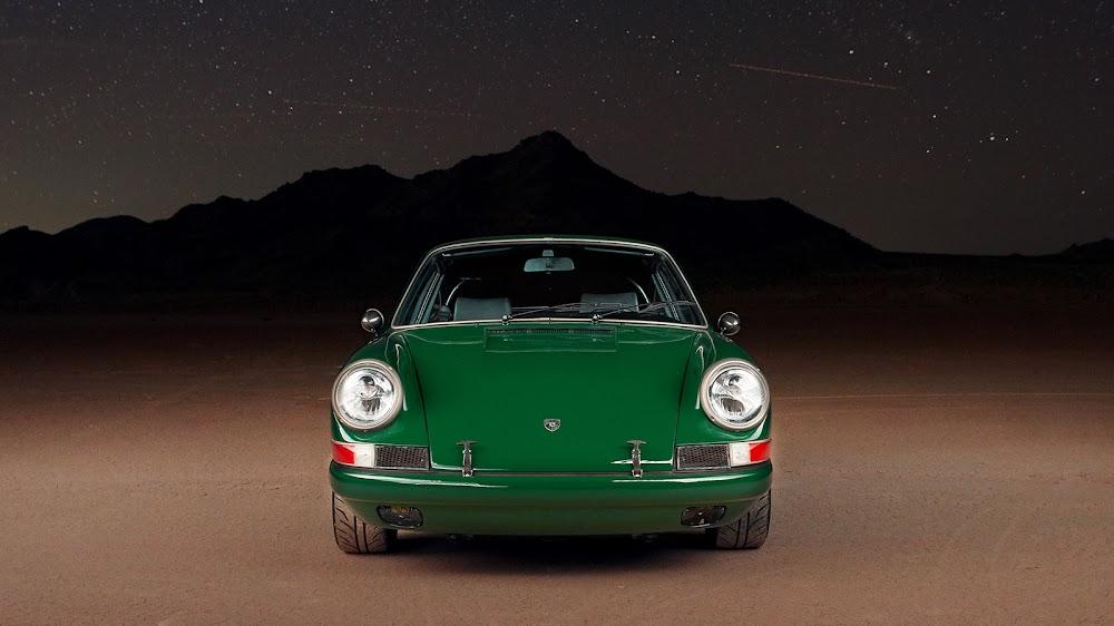 Wenn Elon auf Ferdinand trifft | Ein 68er 911 Porsche Tesla von Zelectric wird verlost