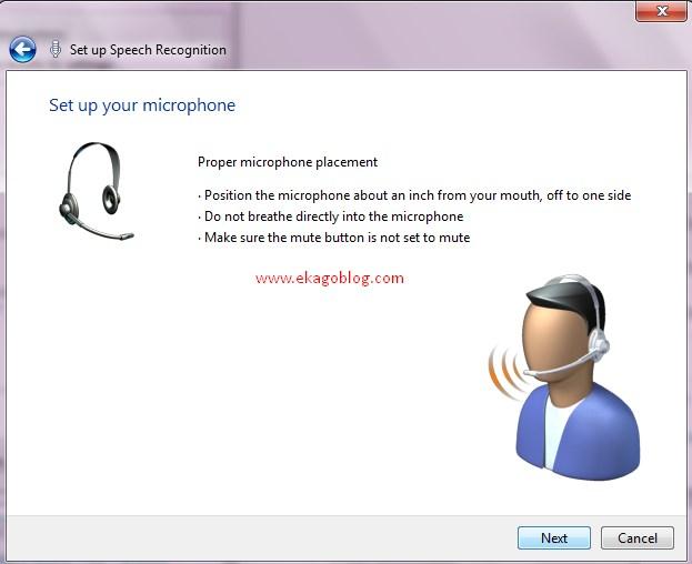 Cara Mudah Mengetik Tanpa Keyboard atau Dengan Suara