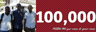 Facebook fm atteint la barre de 100.000 abonnés : Une pensée à Agwa !