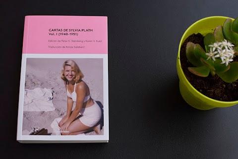 «Cartas de Sylvia Plath. Vol I» . Traducción de Ainize Salaberri (Tres Hermanas Libros)