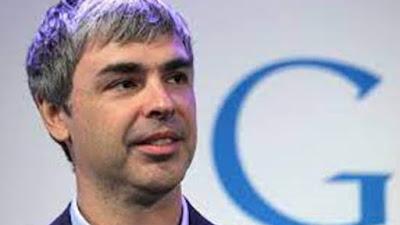 Dua Pendiri Google Masuk 10 Orang Terkaya di Dunia