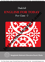 BMEB Dakhil Class Seven English for Today