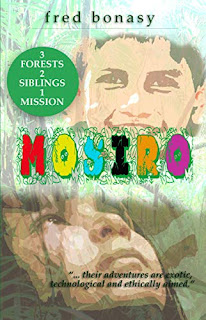 Mosiro: The Three Forests (Author Interview)