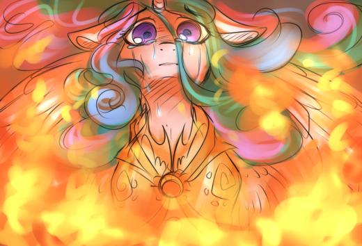 Through Smoke and Tears