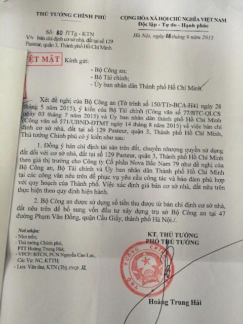 Vì sao ông Trần Đại Quang 'đánh trống bỏ dùi' vụ Formosa Hà Tĩnh?