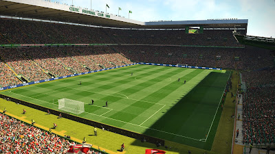 PES 2019 Enhanced Turf Pack v4.1 by Endo