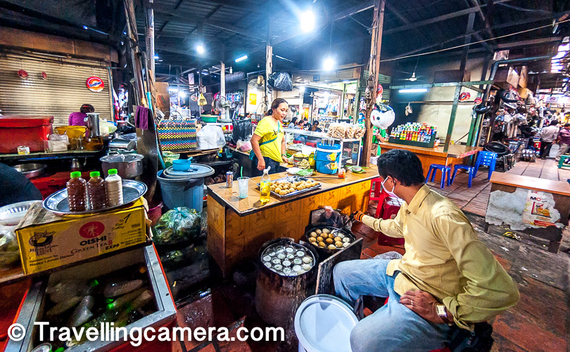 Exploring markets is never in the list of things to do for Travellingcamera, unless there is anything special to explore. The name 'Russian Market' in capital city of Cambodia made me curious to visit the place and see what all it offers. Let's check out more about Russian market in this post and see what all to expect.