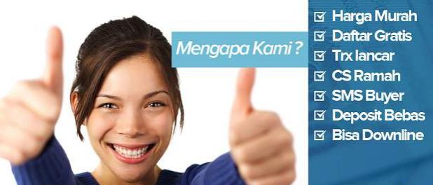 Pulsa Murah, Distributor Pulsa Elektrik Online Termurah 2016