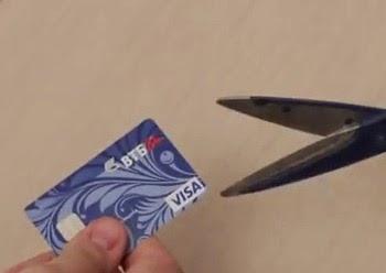 Забыл пин код кредитной карты