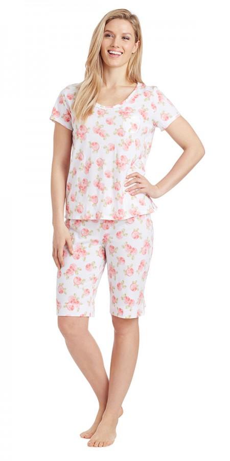 pigiama corto femminile