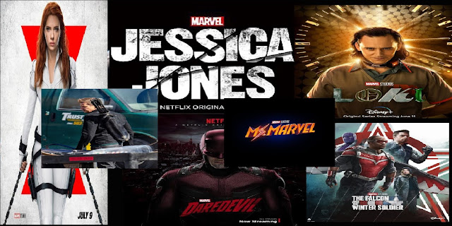 TV shows,Marvel upcoming Web series,Updated Web series,Updated TV Shows,Movies/ Web Series,