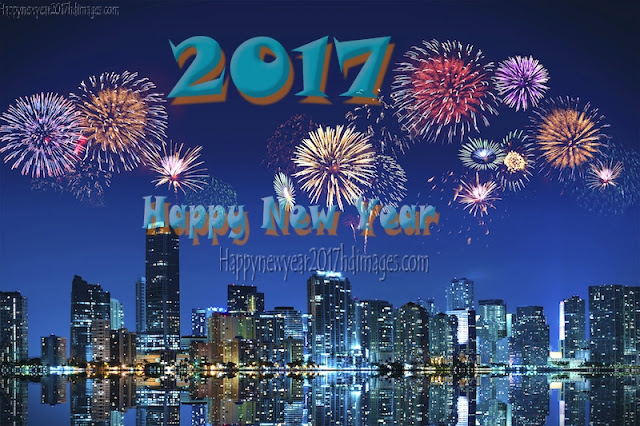 New year 2017 Firework Images Download Free In HD