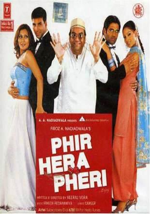Phir Hera Pheri 2006 Full Hindi Movie Download