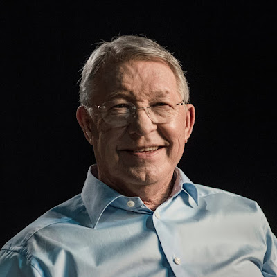 Film about Alex Ferguson's life made by his son has its premiere at Old Trafford