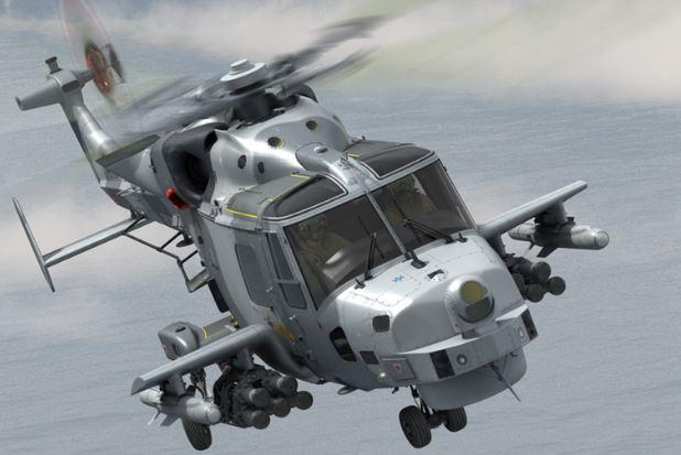 AgustaWestland AW159 Wildcat specs